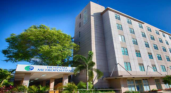 Image of Hospital Metropolitano in San Juan