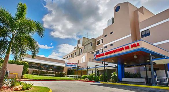 Hospital Metropolitano Dr. Pila