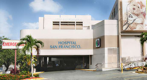 Image of Hospital San Francisco